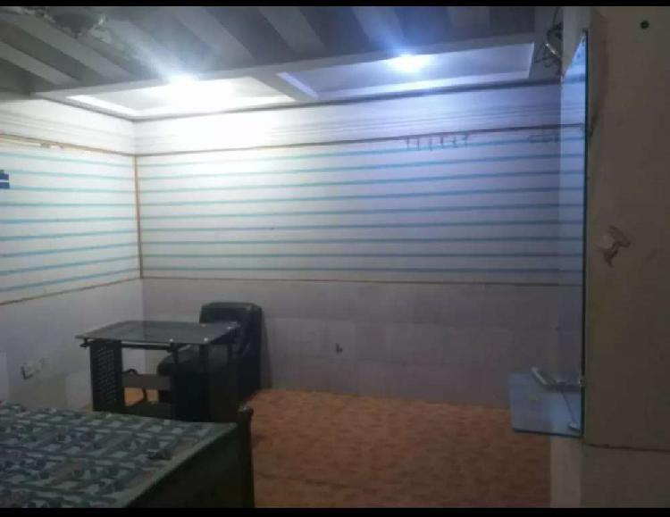 Furnished room facing park society near jinnah hospital