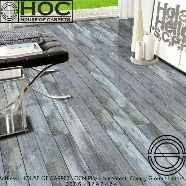 Vinyl flooring, imported wooden floors, hard wood