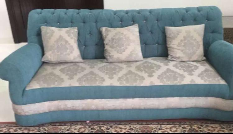 7 seater sofa for sale with cushions