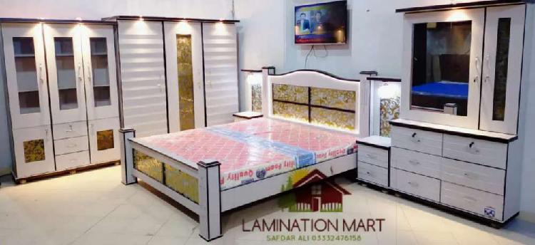 Eid offer bed room set 30%discount