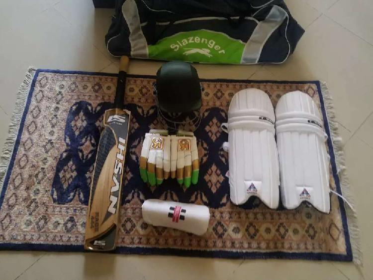 Hard ball kit for left handed player