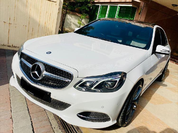 Mercedes benz e class e300 2014