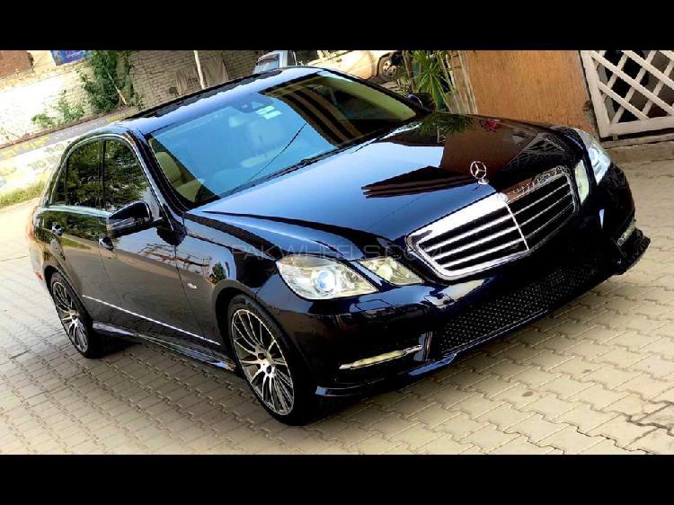 Mercedes benz e class e250 2011