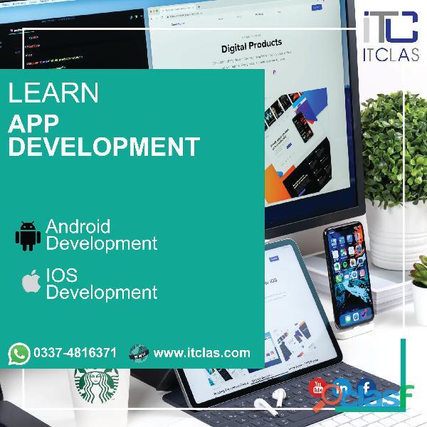 Learn App Development.