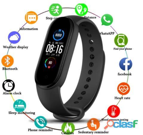 2021 Best M5 Smart Sports Bracelet Smartwatch in Pakistan   Sadabahaar