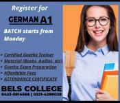 German language a1 test pass with 100 guarantee bels