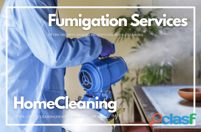 Fumigation Services In Islamabad