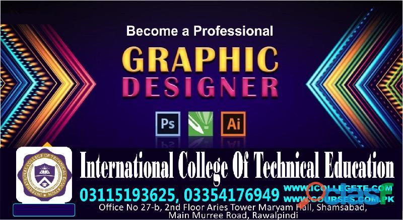 Graphic Designing Course in Rawalpindi Kahuta 1