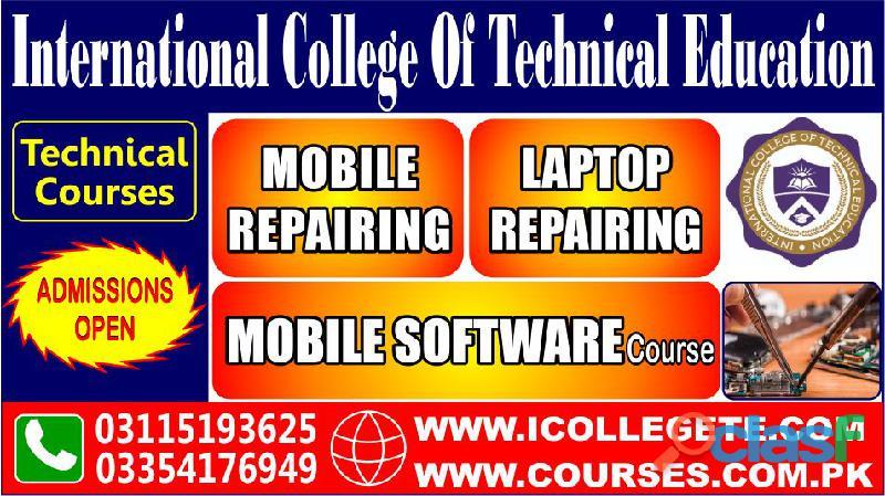 Mobile Repairing Course In Mondi Bahouddin 4