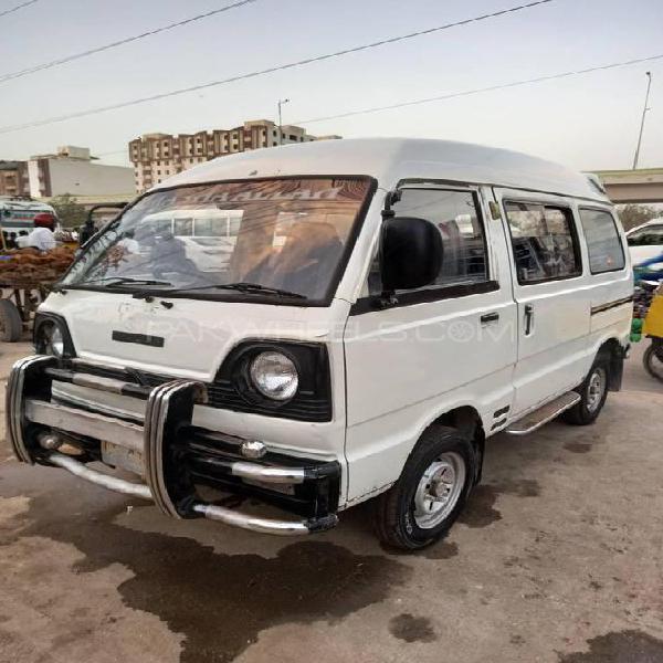 Suzuki bolan gl 2008