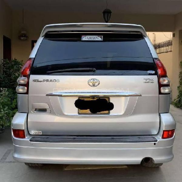 Toyota prado tx limited 3.4 2005