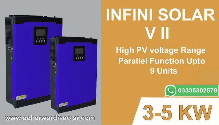 Home infini inverter V2 - 3 KW Best inverter for home power