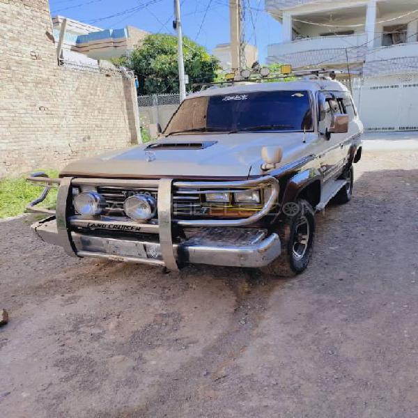 Toyota land cruiser vx limited 4.2d 1987