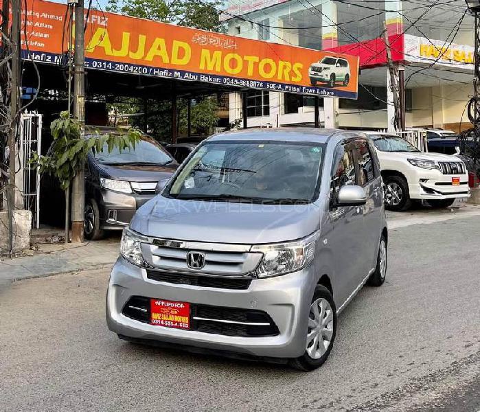 Honda n wgn g l package 2017