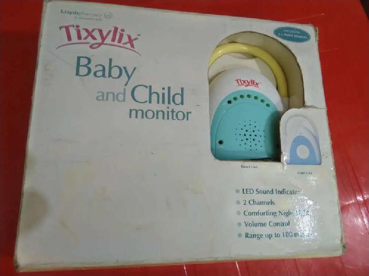 Lloyds Pharmacy Tixylix Baby & Child Monitor, Imported