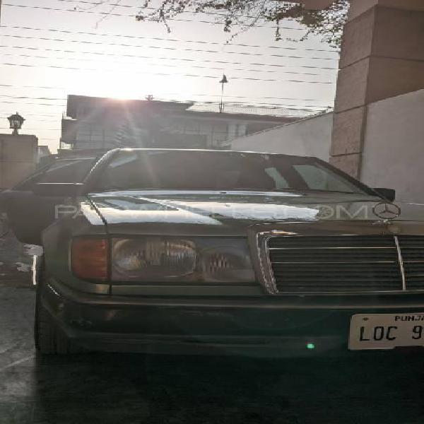 Mercedes benz 250 d 1988
