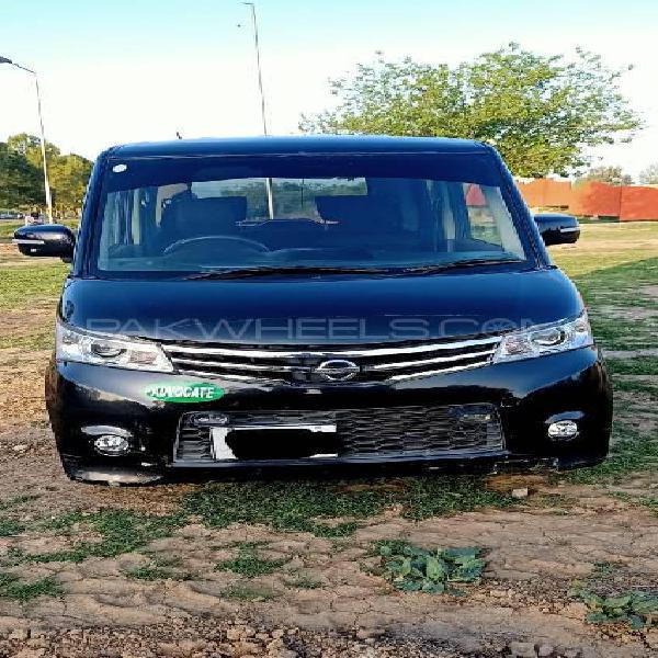 Nissan roox highway star turbo 2013