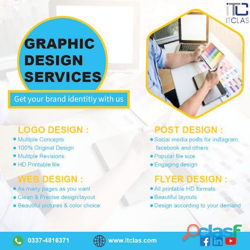 Graphic Designing Services   itclas