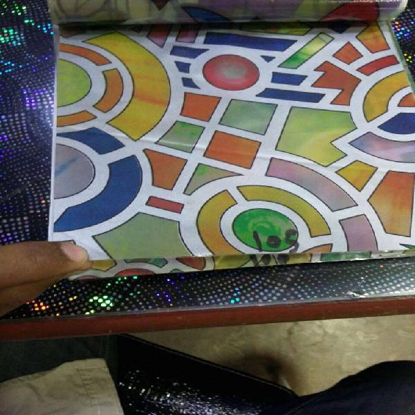 Glass paper