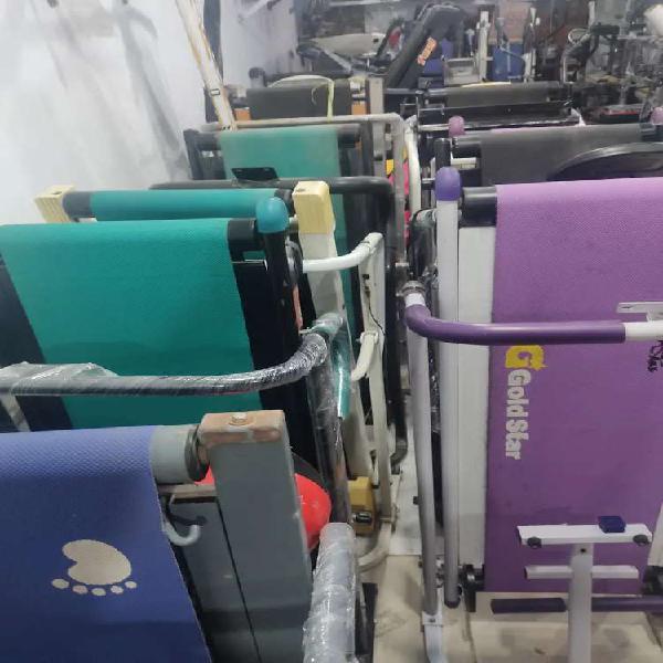 Manual treadmill running machine execise machine walk