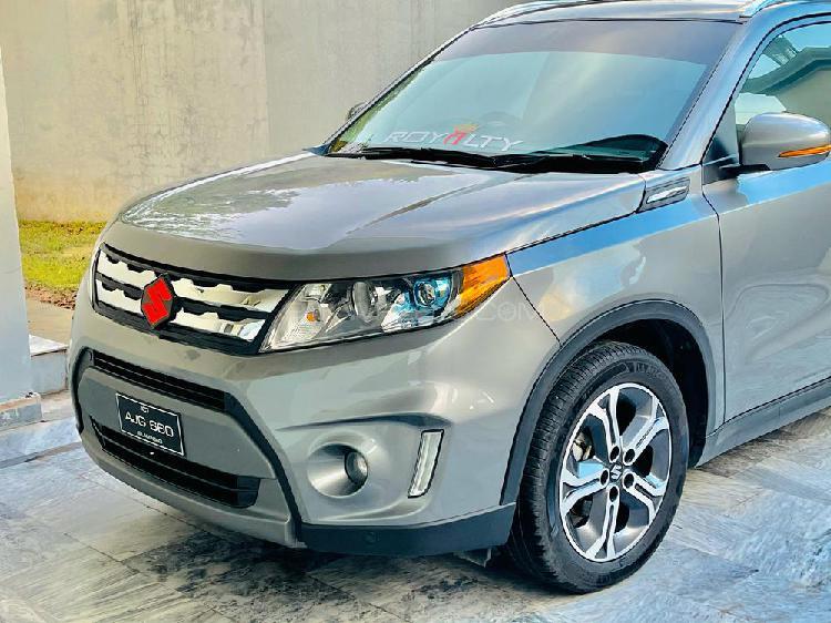 Suzuki vitara glx 1.6 2017