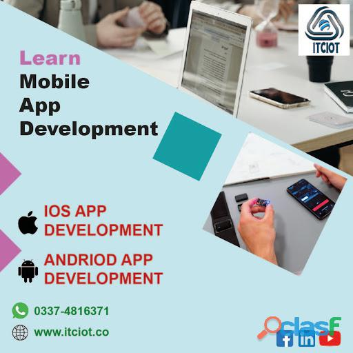 Learn Mobile App developer