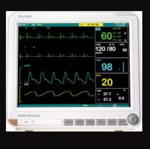 Cardiac Monitor Different Parameter - Shafqat Surgical - All