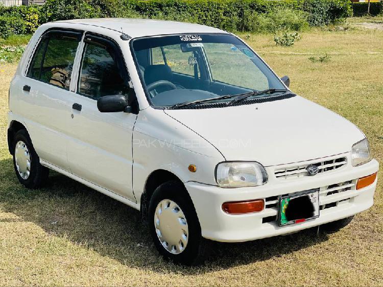 Daihatsu cuore cx automatic 2007