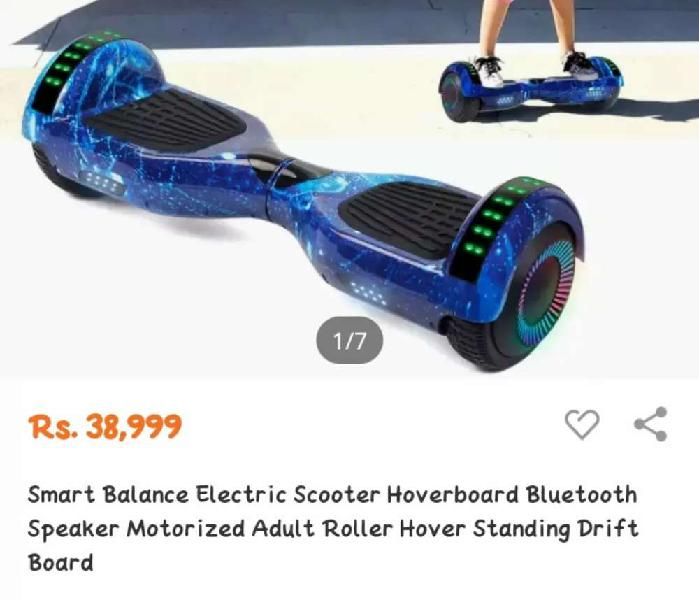 BEST 2021 CHOICE HOVERBOARD