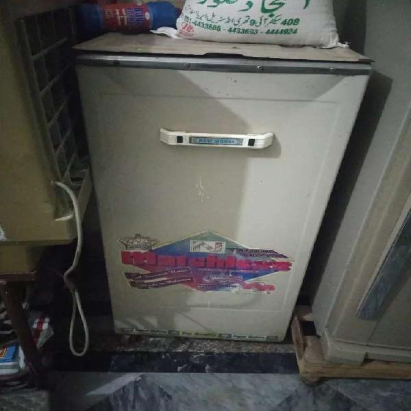 Dry washing machine