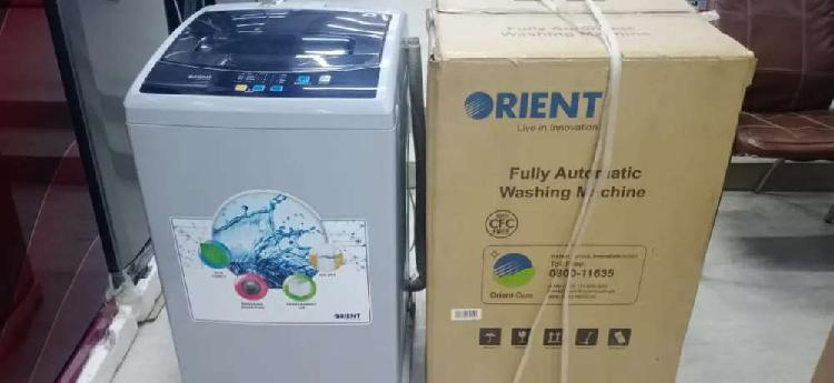 Full automatic ORIENT Washing machine.