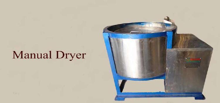 Manual Dryer