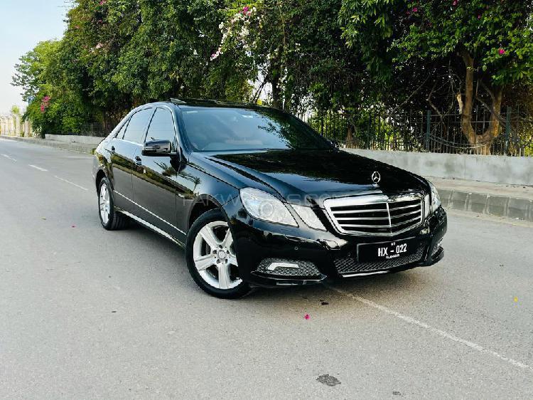 Mercedes benz e class e250 2010