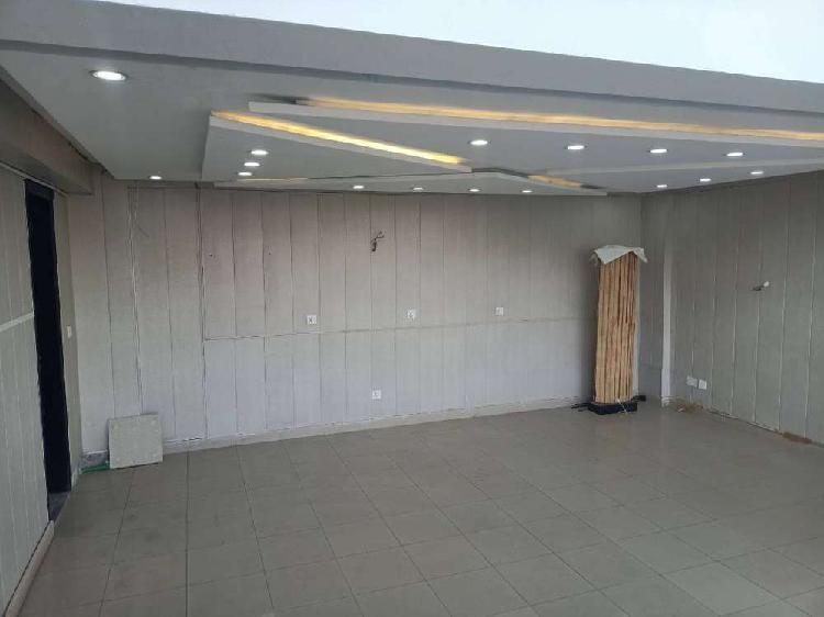 Rent Estate Offer 4 Marla Ground + Mezzanine + Basement