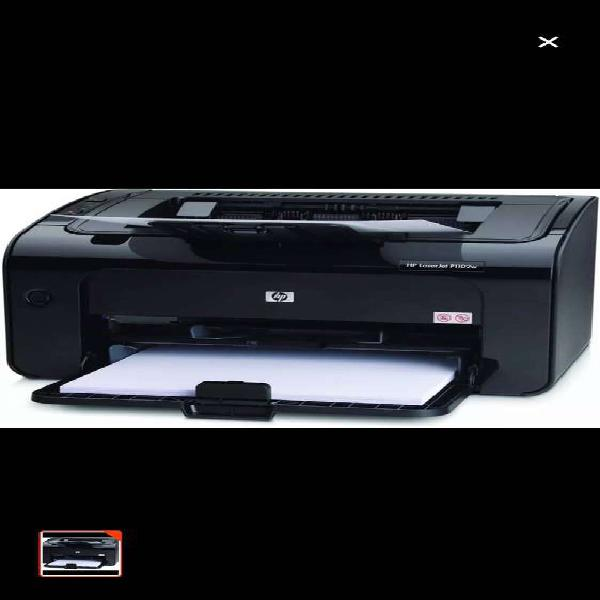 Wireless HP LaserJet printing HP 1102W And also Photocopier