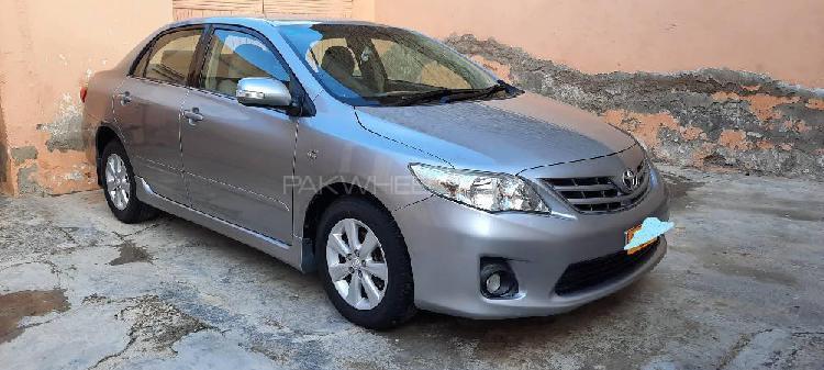 Toyota corolla altis cruisetronic 1.6 2011