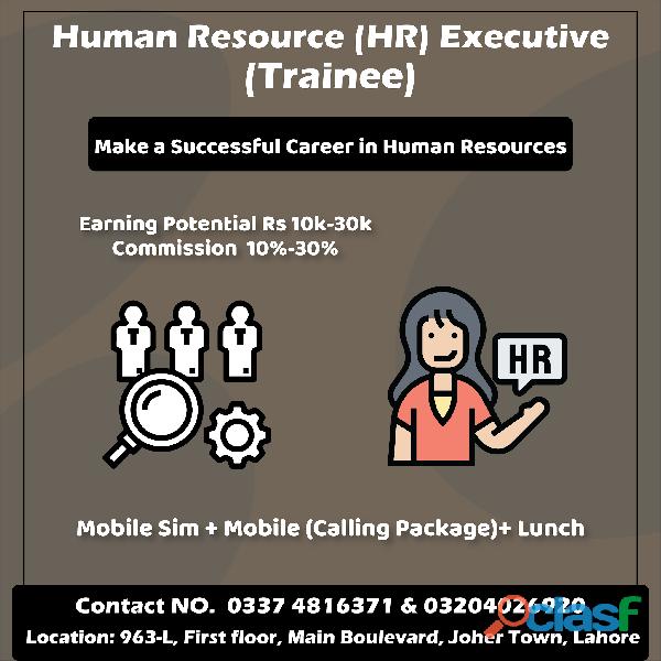 Hiring Human Resource Internees