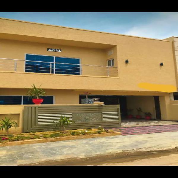 Bahria Town RAWALPINDI Designer House For Sale