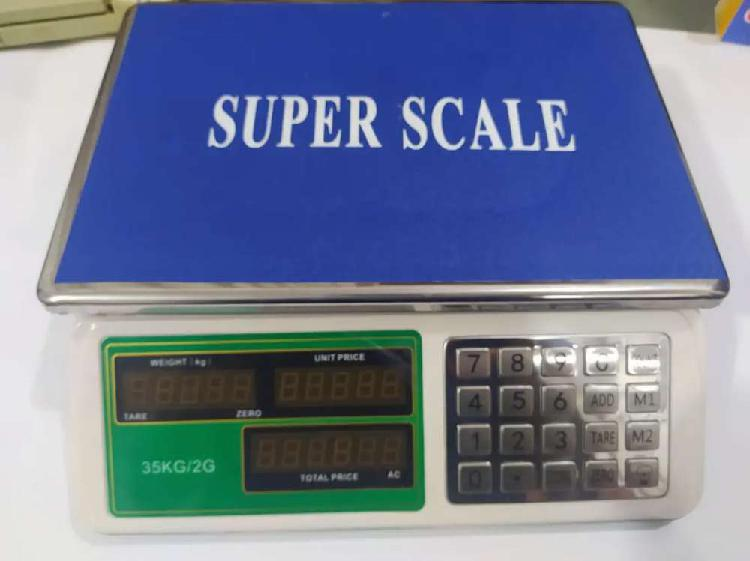 Digital weight scale 30kg electronic price computing