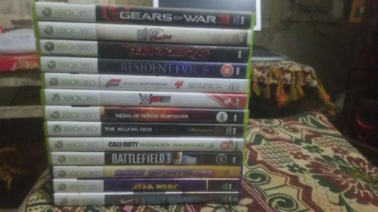 Xbox 360 pal games