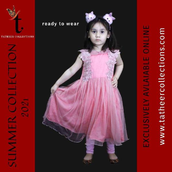 kids ready to wear frocks & suits available online