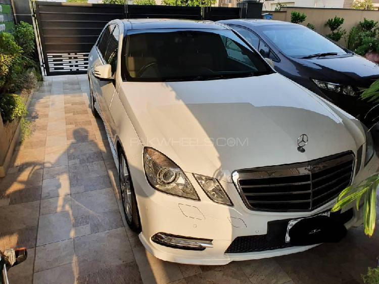 Mercedes benz e class e250 avantgarde 2013