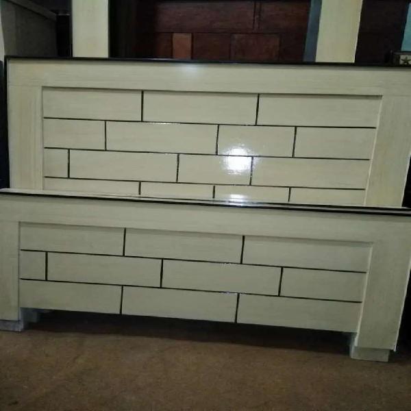Single bed set-complete single bedroom bed set-wooden single