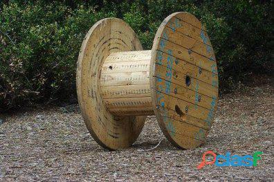Cable Spools in Pakistan