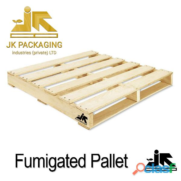 Fumigated Pallet in Pakistan