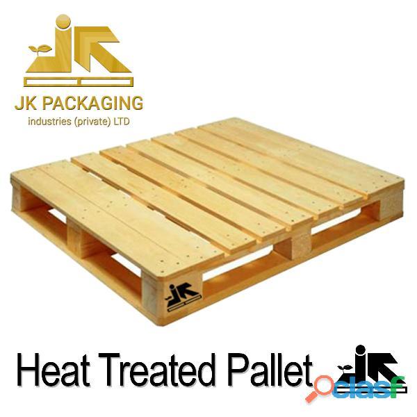 Heat Treated Pallet in Pakistan