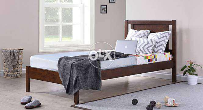 Single bed wooden in lahore