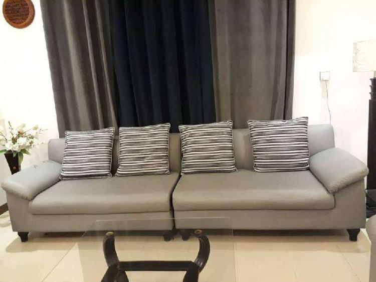 Sofa set & sofa table set
