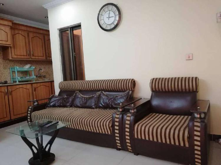 Fully furnished one bedroom flat available for rent in