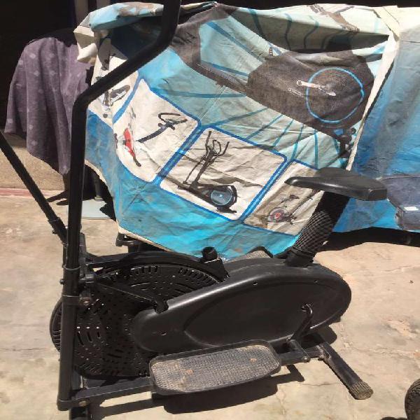 Elliptical bike air bike usa